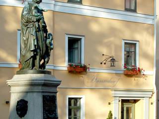 Dr. Schmitz-Riol Planungsgesellschaft mbH Gastronomía de estilo rústico