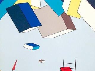 """""""Il mare sul retro XXIII"""" di Giuseppe Castelli - Artista Moderno"""