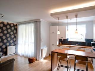 mieszkanie w Gdyni od Autorska Pracownia Projektowa Joanna Gostkowska-Białek Nowoczesny