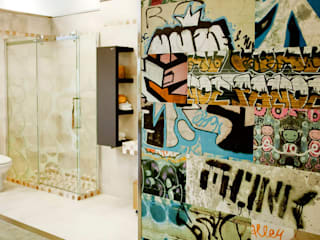 Azulejos Baño: Baños de estilo  de AZULEJOS HG SL
