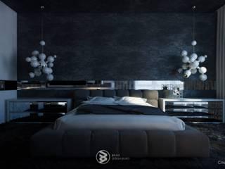Квартира в Броварах: Спальни в . Автор – 27Unit design buro