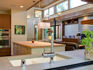 Denver Street Lot 7 Uptic Studios Cocinas modernas