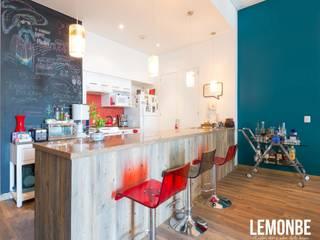 Modern kitchen by LEMONBE Modern