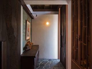 根據 岡部義孝建築設計事務所 日式風、東方風