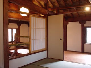 客間: 土公建築・環境設計室   DOKO Archtecture & Environmental Designsが手掛けたです。