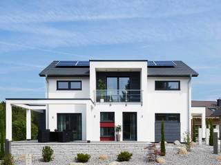 Musterhaus Innovation R Moderne Häuser von RENSCH-HAUS GMBH Modern