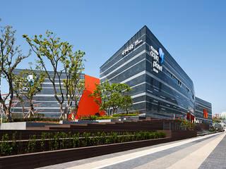아쿠아플라넷 여수: Gansam Architects & Partners의  전시장