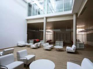 Gomez-Ferrer arquitectos Skylights Iron/Steel White