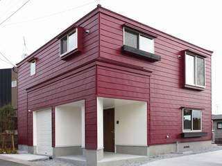 YNGH 吉野の小さな廻る家: 太田則宏建築事務所が手掛けた家です。,モダン