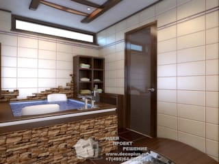 Spa de estilo  de Бюро домашних интерьеров, Clásico