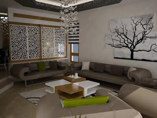 Fabbrica Mobilya Moderne Wohnzimmer