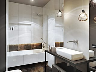 razoo-architekci Modern bathroom