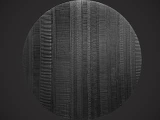 Disque noir:  de style  par Benoît Averly