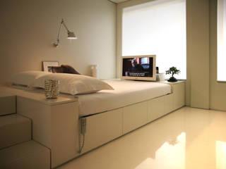 Спальня в стиле модерн от Consexto Модерн