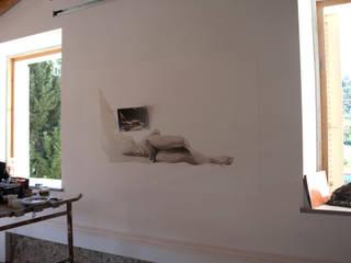 MURALES BERTINI di ELISA POSSENTI ART Classico