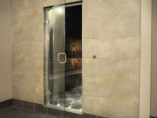Turkish Steam Room Modern spa by Oceanic Saunas Modern