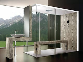 Matrix Cabin Modern spa by Aegean Spas Modern
