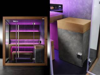 Wonder 3in1 Cabin Modern Spa Aegean Spas Modern