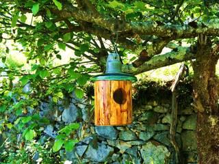 Jardin boheme Balconies, verandas & terraces Accessories & decoration