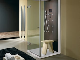 Dream Shower Enclosure:  Bathroom by Aegean Spas