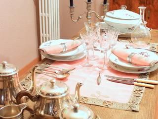 Mesa vintage chic de masphere decoración vintage Clásico