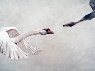 MURALES AIRONE di ELISA POSSENTI ART Eclettico