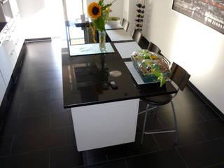 by Wieland Naturstein GmbH Modern