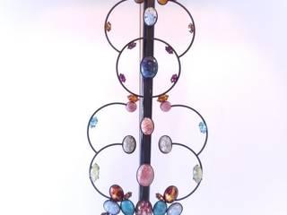 Détail de la lampe bijou suivante:  de style  par Thierry Dhaine
