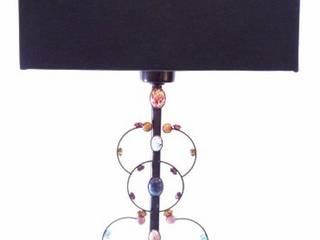 Lampe bijou:  de style  par Thierry Dhaine