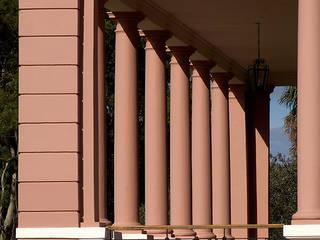 Estudio Sespede Arquitectos Rumah Klasik
