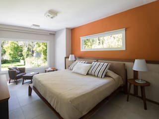Cariló: Dormitorios de estilo  por Estudio Sespede Arquitectos,Moderno