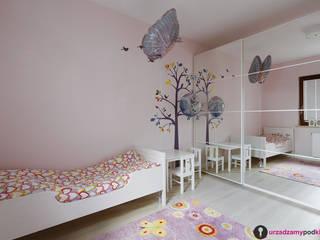 Nursery/kid's room by Urządzamy pod klucz, Modern