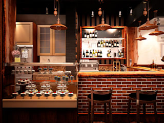 Bars & clubs de style  par Ekimenko