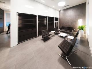 PROMINVESTBANK  VIP BRANCH KIEV: Spazi commerciali in stile  di MG International