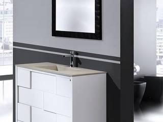 Muebles de baño modernos :  de estilo  de Bañoweb