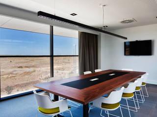 Oficinas de Ekipashop Mobiliario (Grupo IC) Estudios y despachos de estilo moderno de Víctor Sájara Photography Moderno