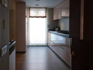 2011|+152.00 : Cucina in stile in stile Moderno di Cacciamani Diego Architetto