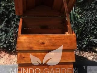 Compost Modular: Jardines de estilo  por Mundo Garden