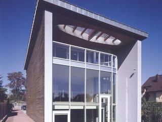 Modern houses by Atelier Loegler Architekci Modern