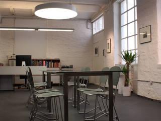 Atelier:  Bürogebäude von Fischer Lichtgestaltung