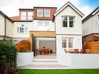 Streatham, SW2:  Houses by Build Team