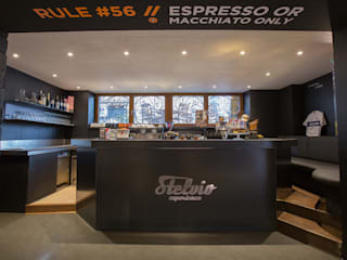 BEARprogetti - Architetto Enrico Bellotti Moderne Bars & Clubs