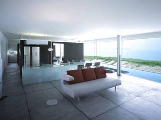 アトリエ環 建築設計事務所 Modern living room