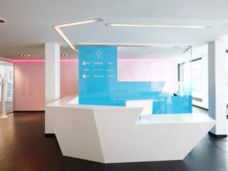 Initiative Media Hamburg Moderne Bürogebäude von two_space Modern