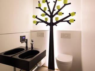 schulz.roomsが手掛けた浴室