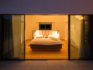 Modern Bedroom by schulz.rooms Modern
