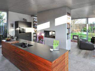 Cocinas de estilo  por Architekten Spiekermann