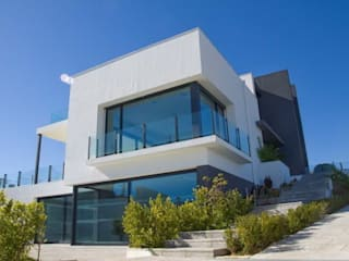 Villa Alcaidesa P.49 Benjumea Arquitectos Casas de estilo moderno