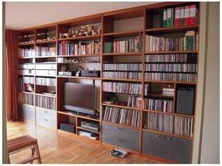 CORDEL s.r.l. Moderner Multimedia-Raum