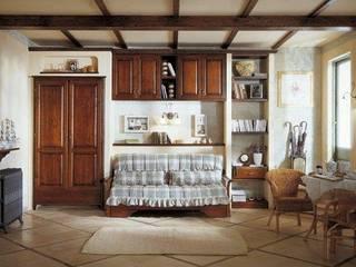 CORDEL s.r.l. Klassische Wohnzimmer